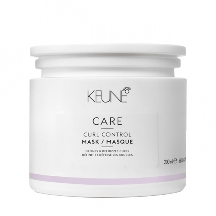 Keune Care Curl Control - Маска Уход за локонами для вьющихся волос, 200мл