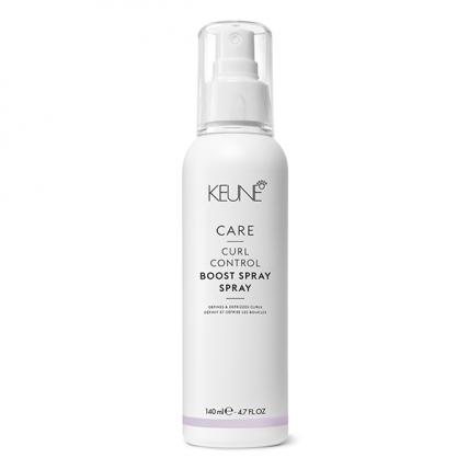 Keune Care Curl Control Boost Spray - Спрей-прикорневой уход за локонами для вьющихся волос, 140мл