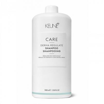 Keune Care Derma Regulate - Шампунь себорегулирующий, 1000мл