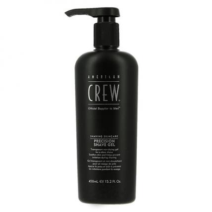 American Crew Shaving Skincare Precision Shave Gel - Гель для бритья, 450мл