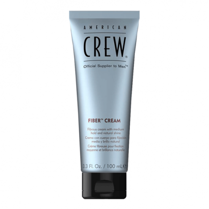 American Crew Fiber Cream - Крем для волос средней фиксации, 100мл