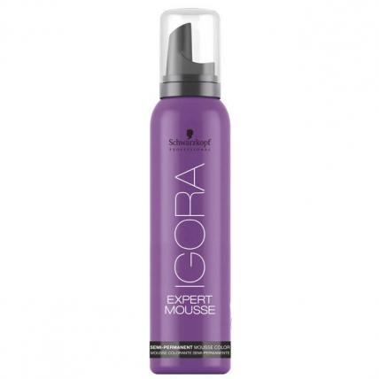 Schwarzkopf Professional Igora Expert Mousse - Мусс для волос тонирующий, 100мл