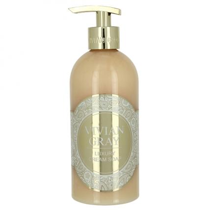 "Vivian Gray Romance Cream Soap Sweet Vanilla - Крем-мыло  ""Сладкая Ваниль"", 500мл"