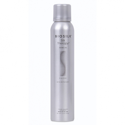 Biosilk Silk Therapy - Спрей для блеска волос, 150мл