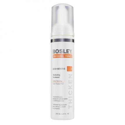 Bosley Revive - Уход для увеличения густоты истонченных окрашенных волос, 200мл