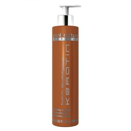 Abril et Nature Bain Shampoo Keratin - Шампунь для волос с кератином, 250мл