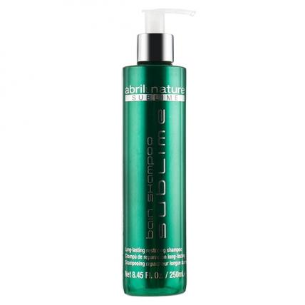 Abril et Nature Bain Shampoo Sublime - Увлажняющий шампунь для волос, 250мл