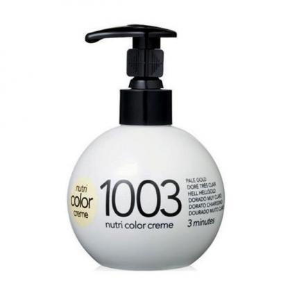 Revlon Professional Color Creme - Тонирующий экспресс-бальзам 1003 очень светлый золотой, 250мл