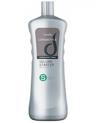 Londa Professional Londastyle Volume Starter N - Лосьон для объема для нормальных волос, 1000мл