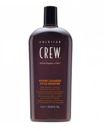 American Crew Power Cleanser Style Remover - Шампунь очищающий, для ежедневного ухода, 1000мл