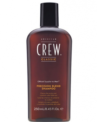 American Сrew Precision Blend - Шампунь для окрашенных волос, 250 мл