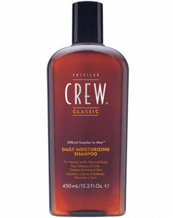 American Crew Daily Moisturizing - Шампунь для ежедневного ухода, 450мл