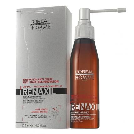 L'Oreal Professionnel Homme Renaxil - Спрей против выпадения волос, 125мл