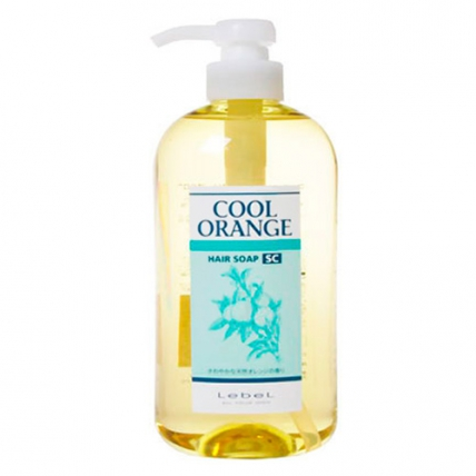 "Lebel Cool Super Orange - Шампунь ""Супер холодный апельсин"", 600мл"