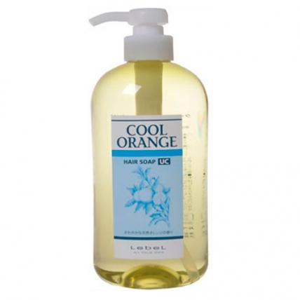 "Lebel Cool Ultra Orange - Шампунь ""Ультра холодный апельсин"", 600мл"