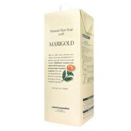 "Lebel NHS Marigold - Шампунь для волос ""Календула"", 1600мл"
