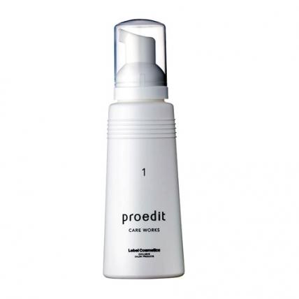 Lebel Care Works 1 - Сыворотка для волос (шаг 1), 150мл