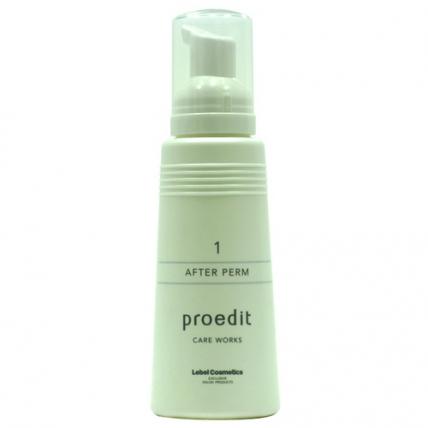 Lebel Care Works 1/P After Perm - Сыворотка для волос (шаг 1/P), 150мл