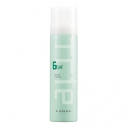 Lebel Trie Wave Float Foam 6 - Пена для укладки волос, 200гр