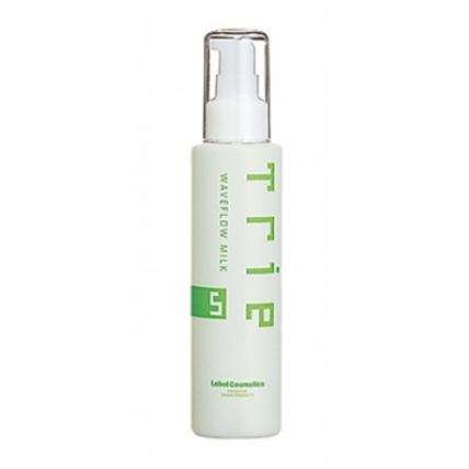 Lebel Trie Wave Flow Milk 5 - Молочко для укладки волос, 140 мл