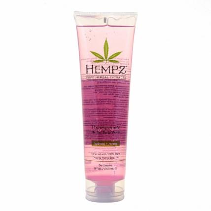 "Hempz Body Wash Pomegranate - Гель для душа ""Гранат"", 265мл"