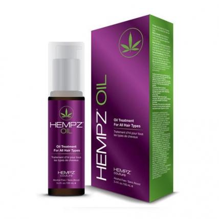 Hempz Oil Treatment - Масло для волос, 100мл