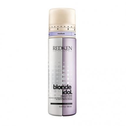 Redken Blonde Idol - Кондиционер для поддержания холодных оттенков, Фиолет, 196мл