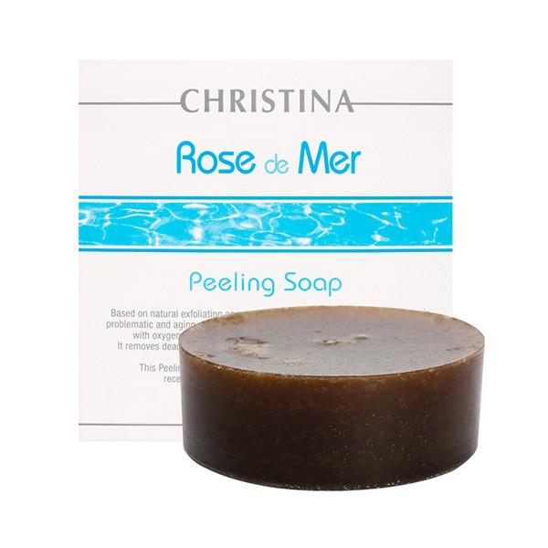 мыльный пилинг rose de mer