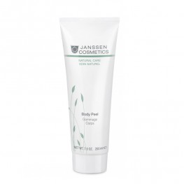 Janssen Organics Body Peel - Пилинг для выравнивания рельефа кожи тела, 200мл