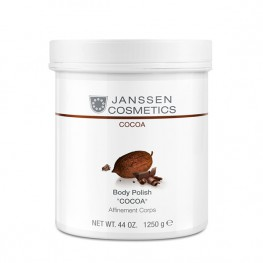 "Janssen Spa World Body Polish ""Cocoa"" - Полиш-скраб ""Какао"", 1250г"