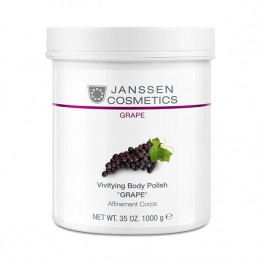 "Janssen Spa World Vivifying Body Polish ""Grape"" - Скраб регенерирующий, 1000г"