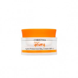 Christina Forever Young Hydra Protective Day Cream - Крем дневной гидрозащитный SPF40 (Шаг 2), 50мл