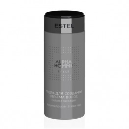 Estel Professional Alpha Homme - Пудра для создания объема волос, 8г
