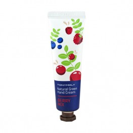 Tony Moly Natural Green Hand Cream Berry mix - Крем для рук, 30мл