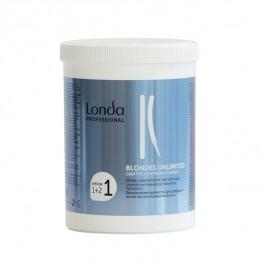 Londa Professional Blondes Unlimited - Креативная осветляющая пудра, 400мл