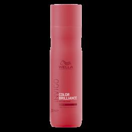 Wella Professionals Invigo Brilliance - Шампунь для защиты цвета окрашенных жестких волос, 250мл