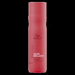 Wella Professionals Invigo Brilliance - Шампунь для защиты цвета окрашенных нормальных и тонких волос, 250мл