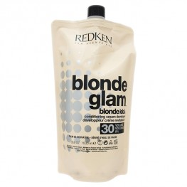 Redken Blonde Glam - Проявитель 30 vol (9%), 1000мл
