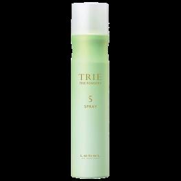 Lebel Trie Powdery 5 - Спрей-пудра с матирующим эффектом для волос, 170мл