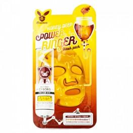 Elizavecca Honey Deep Power Ringer Mask - Маска тканевая с лифтинг эффектом