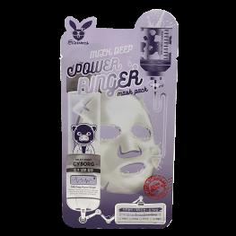 Elizavecca Milk Deep Power - Маска тканевая для лица с молоком для сияния кожи