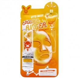 Elizavecca Vita Deep Power Ringer Mask - Маска тканевая c витаминами для упругости кожи