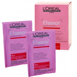 L`Oreal Professionnel Efassor - Пудра для декапирования волос, 12*28гр