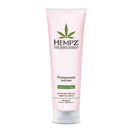 "Hempz Body Wash Pomegranate - Гель для душа ""Гранат"", 250мл"