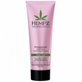 "Hempz Moisturizing Pomegranate - Шампунь ""Гранат"", 265мл"