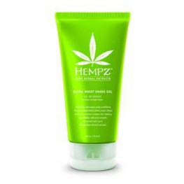 Hempz Ultra Moist Shave Gel - Гель для бритья, 145мл